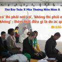 16/06 Có thì nói có, không thì nói không