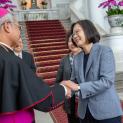 """Đài Loan với các nhà truyền giáo: """"Cảm ơn vì tất cả mọi thứ"""""""