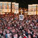 100,000 người tưởng niệm 100 năm Sa Hoàng Nicholas II bị cộng sản sát hại