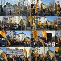 TườngThuật Biểu Tình Nhân Quyền tại Frankfurt ngày thứ bảy 10.12.2016
