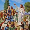 25/4 Các con hãy đi khắp thế gian rao giảng Tin Mừng