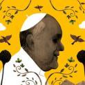 """Giám mục Hervé Giraud: """"Đức Phanxicô có cặp mắt nhìn trời và đôi chân đạp đất."""""""