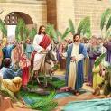 Cuộc Thương Khó Của Chúa  Giêsu Kitô