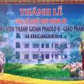 Giáo phận Hà Tĩnh – Thành lập Tiền Chủng Viện Thánh Gioan Phaolô II
