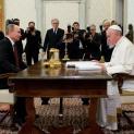 Vladimir Putin là bài toán thử giới hạn uy lực của Giáo hoàng Phanxicô