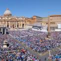 Hàng triệu người sẽ đến Rome dự sự kiện Năm Thương Xót và Vatican cần thiện nguyện viên
