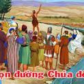 CHÚA NHẬT II MÙA VỌNG NĂM B (06/12/2020)  DỌN ĐƯỜNG ĐÓN CHÚA