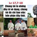 13/11 Đúng vị trí – làm điều phải làm