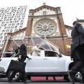 ĐTC cử hành thánh lễ đầu tiên tại Rumani