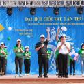 Niềm vui ngày đại hội giới trẻ Giáo hạt Phú Xuyên lần thứ II