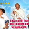 03/09 Tin mừng của Chúa Giêsu