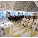 Giáo hội có đặc tính của người phụ nữ và người mẹ như Mẹ Maria
