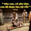 Được cứu nhờ đức tin