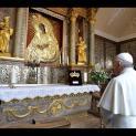 ĐTC Phanxicô viếng thăm Đền thánh Đức Mẹ Từ Bi ở Vilnius
