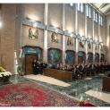 Đức Thánh Cha viếng thăm Chủng Viện Bắc Mỹ ở Roma