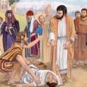 04/09 Chúa Giêsu giải phóng người bị quỷ ám