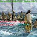 07/08 Chúa Ði Trên Biển