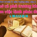 20/06 Đạo đức thực sự vì Chúa