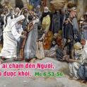 11/02 Chúa Giêsu hoạt động