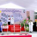 Thánh lễ khởi công xây dựng nhà thờ giáo xứ Tràng Châu