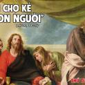 Đức Giesu, Người Tôi Trung Được Chúa Nâng Đỡ