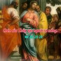 25/07 Chén đắng theo Chúa