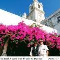 Hành hương đền thánh và tu viện Vicêntê nước Bồ Đào Nha.
