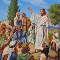 Chúa Giêsu đầy hoan lạc trong Chúa Thánh Thần