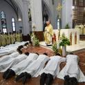 12 Thầy nhận chức Phó tế tại Tổng Giáo phận Hà Nội