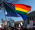 Nhân vụ Hoa Kỳ công nhận hôn nhân đồng tình : Sẽ không có gam màu thứ ba !