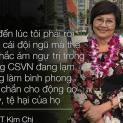 NSƯT Kim Chi tuyên bố từ bỏ đảng Cộng sản Việt Nam