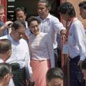 Bầu cử Miến Điện: Đảng cầm quyền thừa nhận thất bại