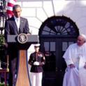 Bài phát biểu của Tổng Thống Obama trước Đức Thánh Cha Phanxicô tại tòa Bạch Ốc