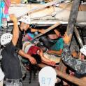 Số người tử vong tiếp tục tăng, sau trận động đất kinh hoàng ở Ecuador