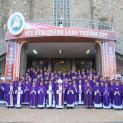 Tổng Giáo Phận Huế mở cửa Năm Thánh Lòng Thương Xót tại Nhà Thờ Chính Tòa Phủ Cam