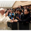 Đức Thánh Cha khuyến khích những người làm mục vụ ơn gọi