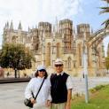 Hành hương viếng tu viện cổ Batalha đẹp nhất nước Bồ Đào Nha.