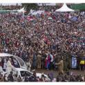 300 ngàn người tham dự thánh lễ với Đức Thánh Cha tại Nairobi