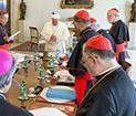 Hội đồng Hồng y tư vấn kết thúc Khoá họp thứ 18
