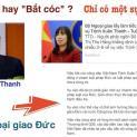 Chính Phủ Đức Tiếp Tục Trục Xuất Nhân Viên Ngoại Giao Việt Nam
