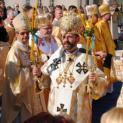 Ukraine vui mừng: Máu thánh Januarius hoá lỏng trên tay Đức Tổng Giám Mục Sviatoslav