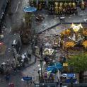 ĐTC gởi điện văn chia buồn vì nhóm khủng bố tấn công vào đền thờ ở Bangkok, Thái Lan