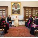 Đức Thánh Cha tiếp kiến các Giám Mục Estoni và Lettoni