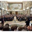 Đức Thánh Cha tiếp Hiệp Hội Phụ Huynh các trường Công Giáo