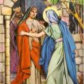 31/05 Bởi đâu tôi được Mẹ Chúa tôi đến viếng thăm tôi?