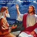20/04 Nếu không tái sinh bởi trời, thì chẳng ai được thấy Nước Chúa