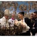 Đức Thánh Cha rửa tội cho 28 hài nhi